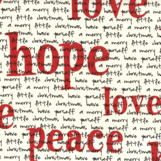 Hope, Love, Peace