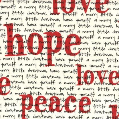 Hope, Love, Peace