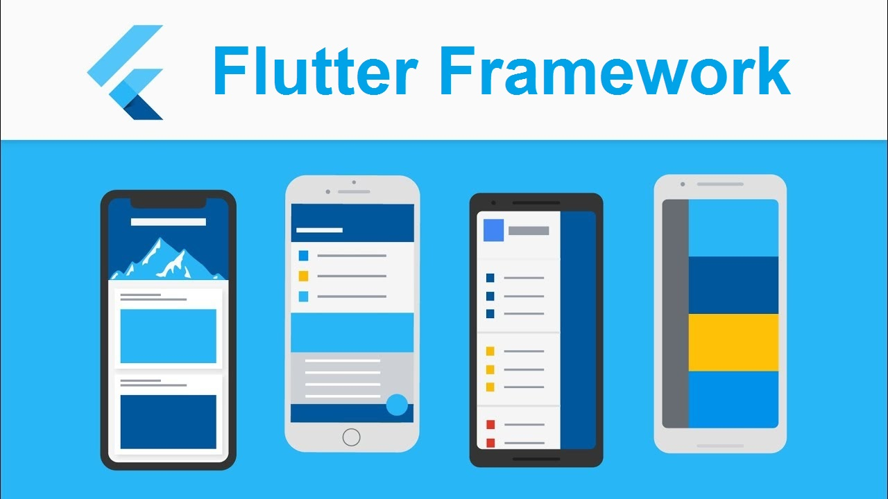 Flutter by Google: Introduction, Features and App Examples