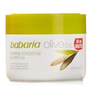 crema corpo all'oliva
