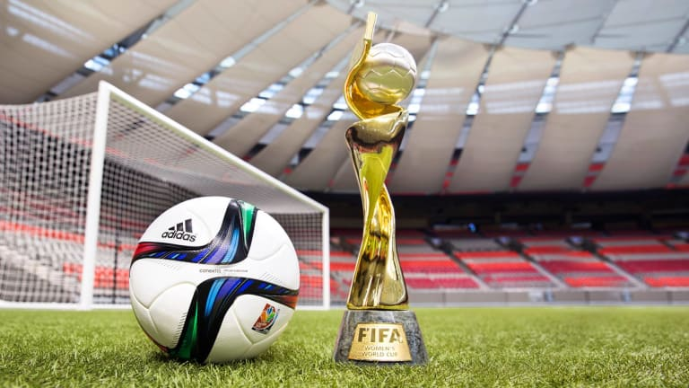FIFA, the governing body of world football, is aiming for a global audience of one billion for the 24-team women's football showcase that runs from June 7 to July 7. (Image: FIFA)