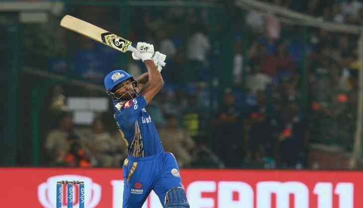 The 25-year-old played yet another match-winning cameo of 15-ball 32 Thursday to help Mumbai reach 168/5 against the Delhi Capitals which his side successfully defended.