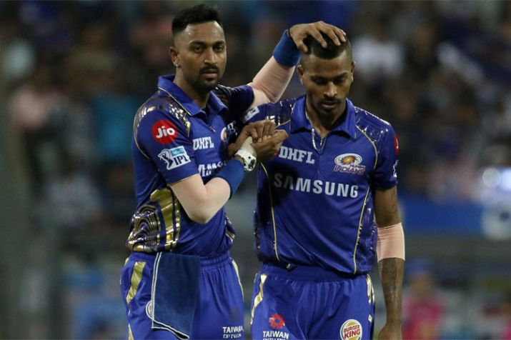 Hardik seems to be in menacing form with the bat ahead of the World Cup, having overcome a back injury and a massive controversy following his sexist comments on a popular TV show.