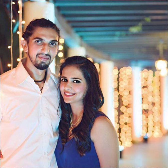 Gorgeous pictures of cricketer Ishant Sharma's wife will blow your ...