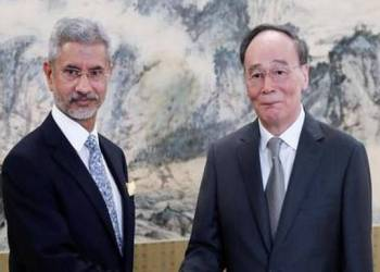 Jaishankar, who concluded his three-day visit to Beijing Monday, held extensive and in-depth talks with his counterpart Wang Yi on the entire gamut of the India-China ties.