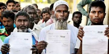 The final NRC list, which will identify bonafide citizens of Assam, is set to be published August 31. (Representational image)
