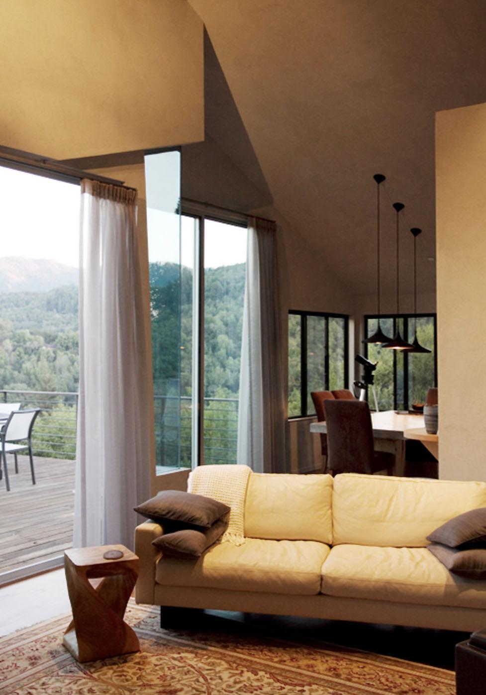 Fairfax Residence - American Clay - Loma, custom color