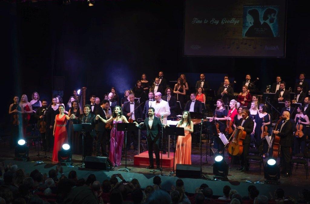 Antalya Sevgililer Günü Konseri – Orkestra Allegra – ADSO & Tenor Aydın Uştuk