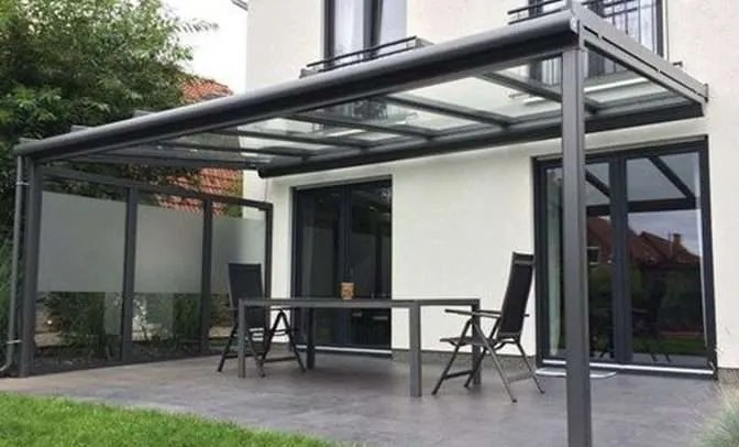patio roof kits important features to