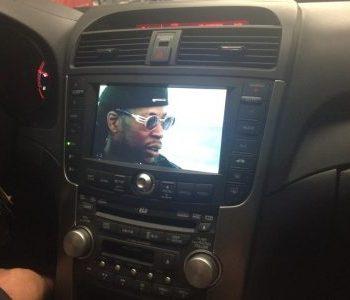 dvd player acura tl orlando