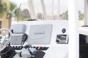 yachting center console