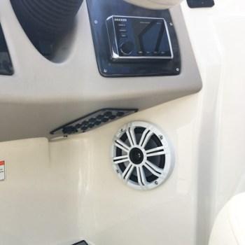custom boat speakers waterproof orlando