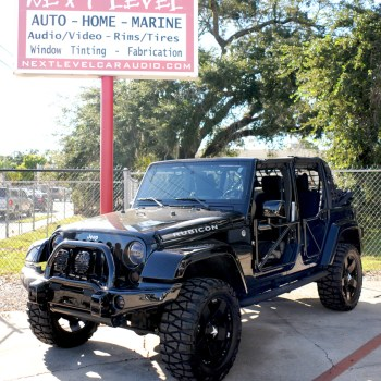 Custom Jeep Rubicon Unlimited