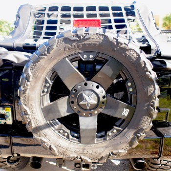 Jeep wheels and tires orlando