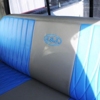 custom bench seat florida