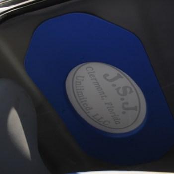 plexiglass custom logo florida
