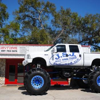 monster truck ford next level