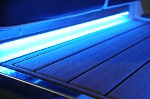 LED Lights SeaDek Flooring Florida
