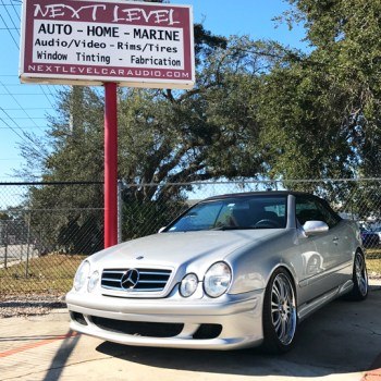 Mercedes-Benz CLK430 Orlando Custom