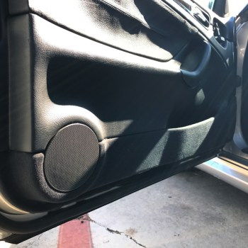 upgrade speaker mercedes