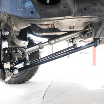 small truck drive shaft lifted