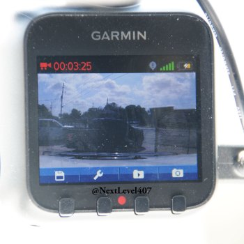 Garmin Recordable Front Mounted Dash Cam
