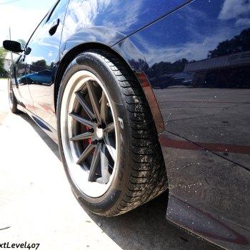 Charger SRT Wheel Stance