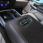 Limited F250 Center Console Badge Installed Orlando Custom Audio