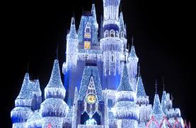 invierno en Magic Kingdom