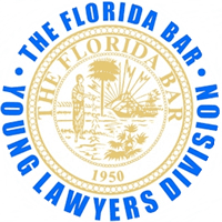 Florida Young Lawyers Logo - Equitable Distribution