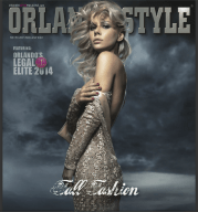 Orlando Style Cover September 2014 - Community Involvement and Achievements