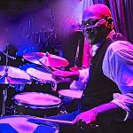 Damon Mendes - Drummer & MD of Funkoolective