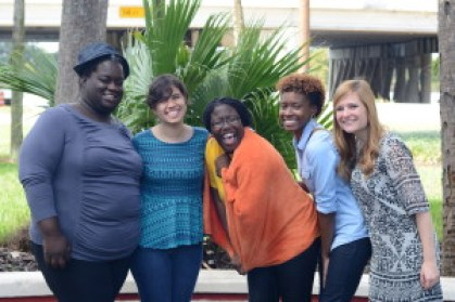 All the women involved in helping Brittany become a true disciple!