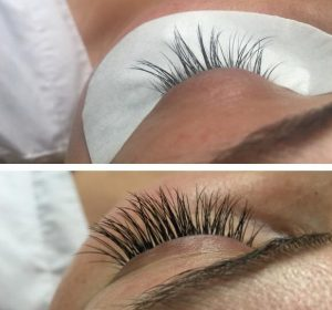Eyelash Training