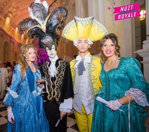 3d4f2dd4e13b Nuit Royale 2018 - Ticket e noleggio costumi - OrlandoMagazine.it