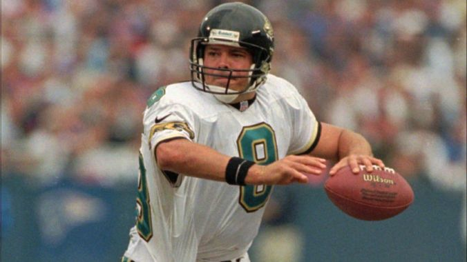 Image result for mark brunell jaguars