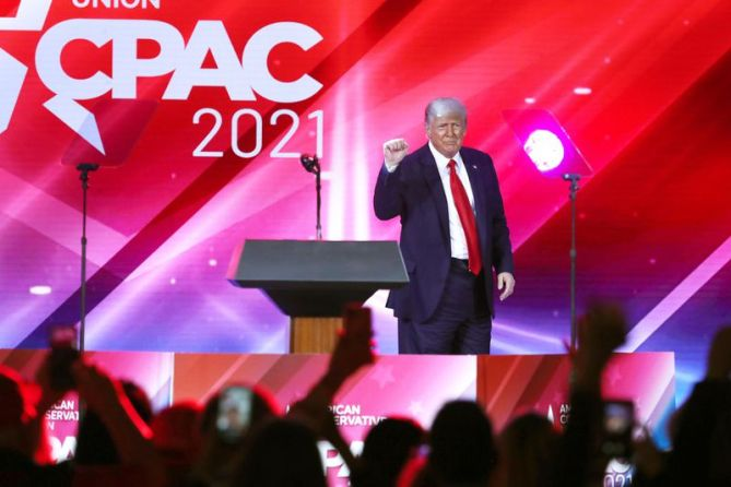 CPAC Orlando: Trump fans can't wait to hear what the ex-president has to say on Sunday - Orlando Sentinel