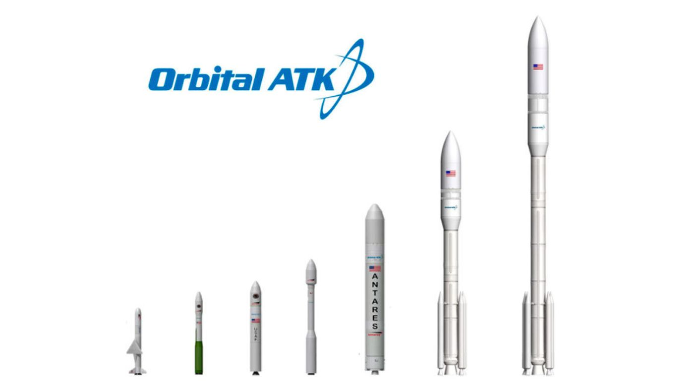 Orbital Atk Names Next Generation Rocket That Could Launch
