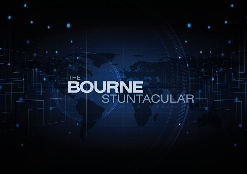'The Bourne Stuntacular' is set to debut at Universal Studios theme park in Orlando in the spring of 2020.