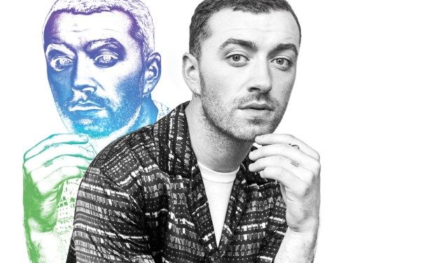 British icon Sam Smith