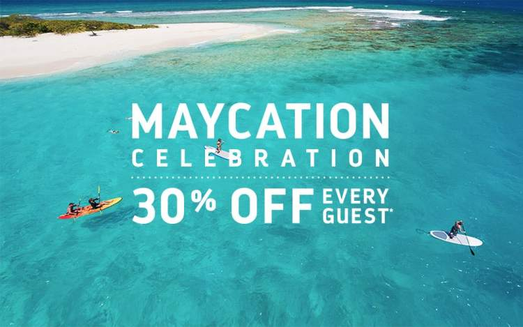 May Offers Royal Caribbean