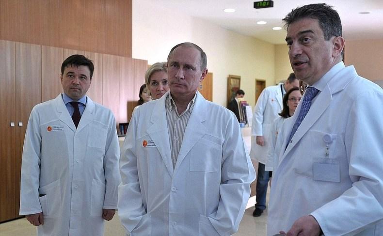 Putin's medical board