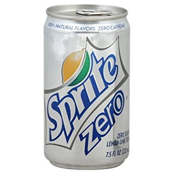 Image of a can of Sprite Zero