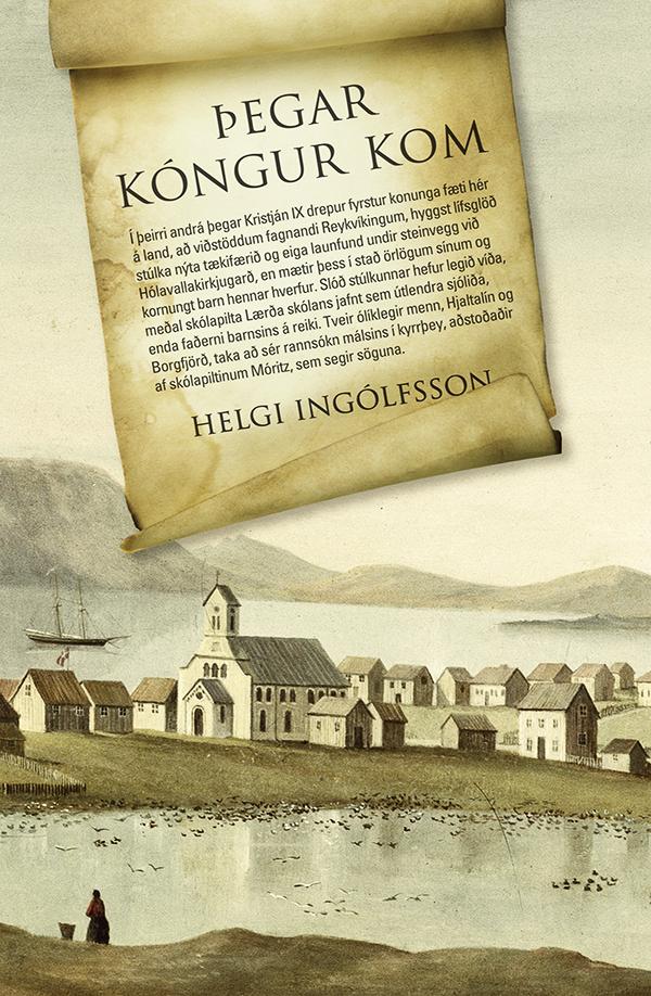 Kongurinn_kilja_prent