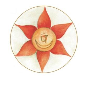 Sakralchakra in Stärkung für das Sakralchakra