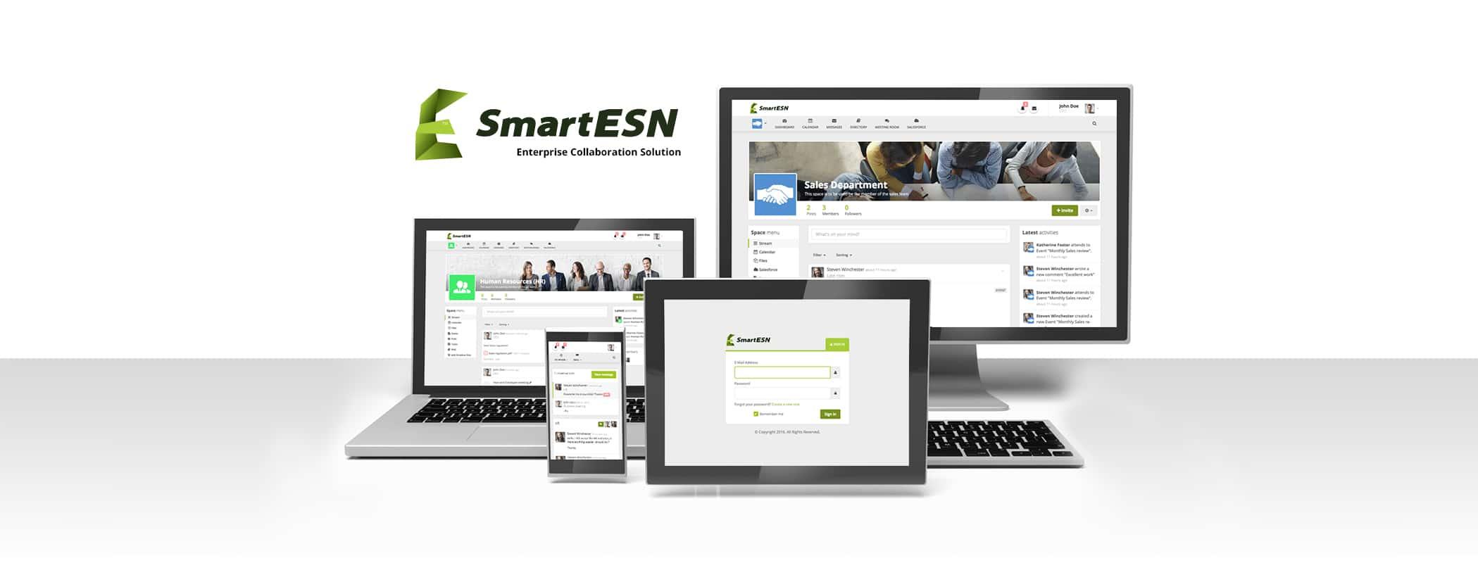 SmartESN Banner