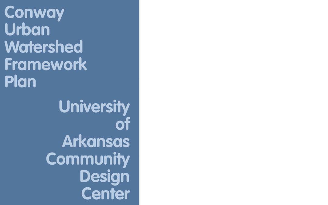 Conway Urban Watershed Framework Plan wins a LafargeHolcim Award