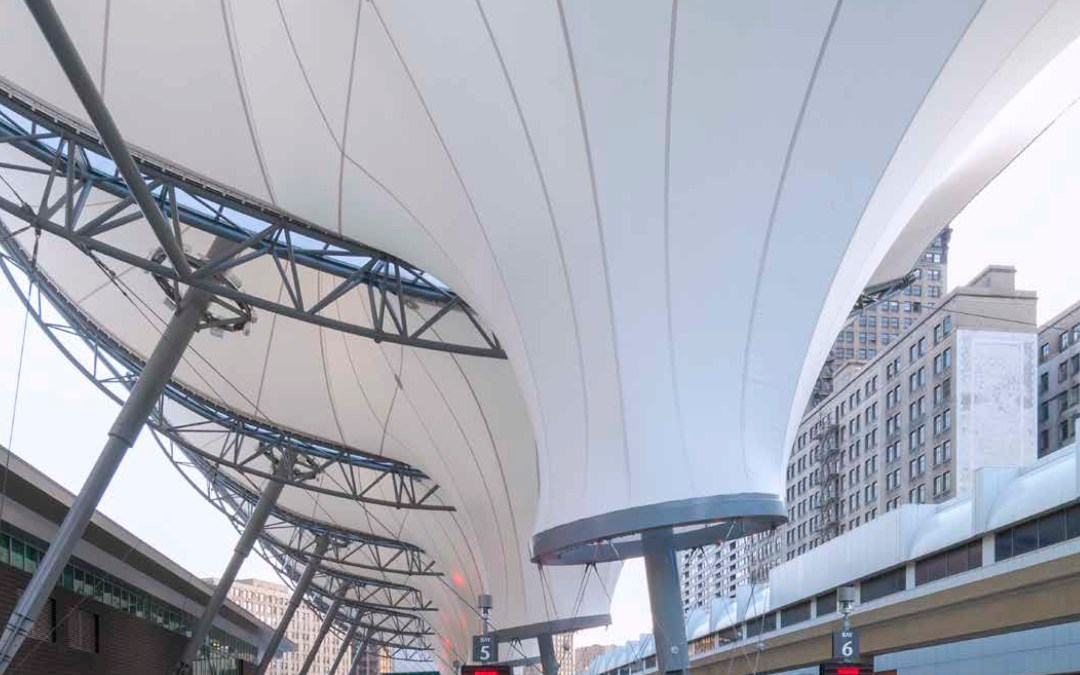 Fabric Structures: Ancient Approach, Modern Aesthetics