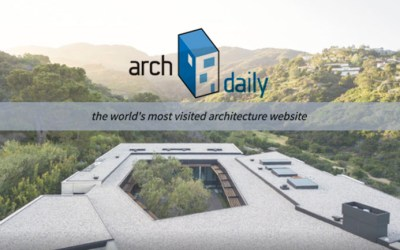 Tramonto House Featured on ArchDaily