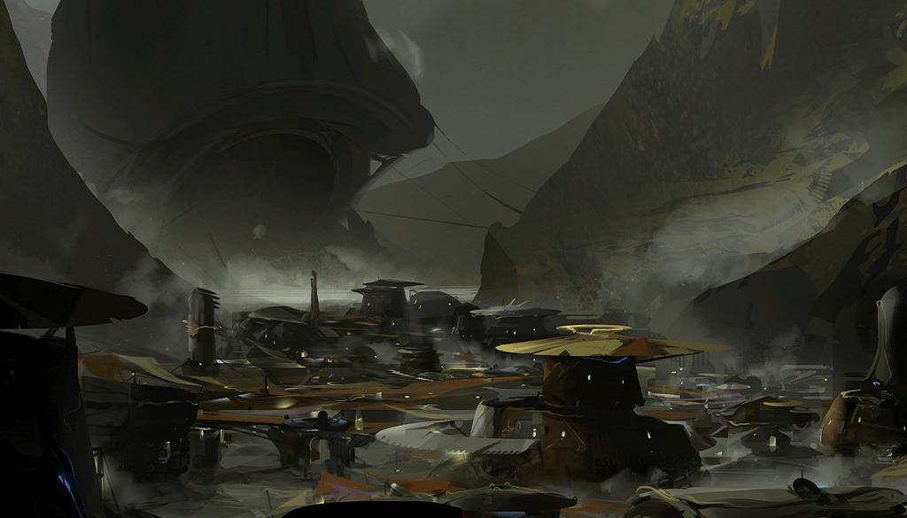 Remnants of Orokin
